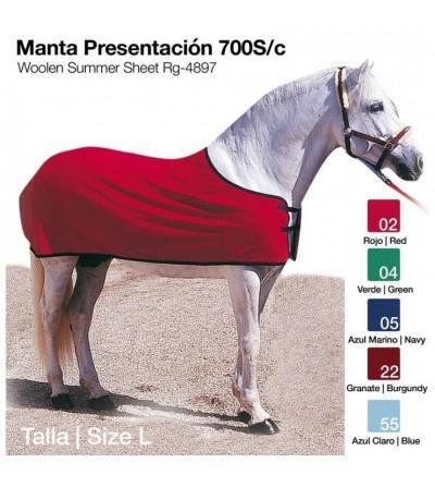 Manta Presentación 700S/C