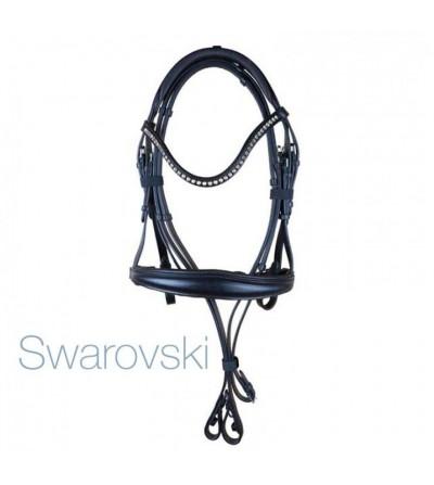Cabezada de Montar Doma Swarovski