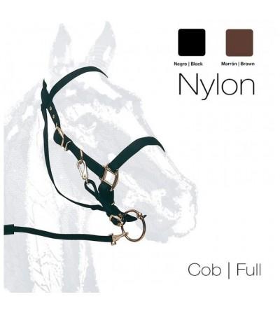 Cabezada Cuadra-Montante de Nylon 4972P