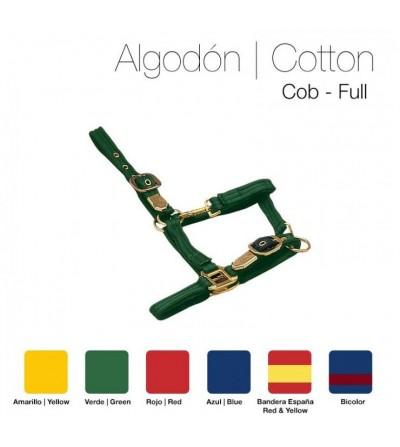 Cabezada de Cuadra de Algodón 4102W6E50B