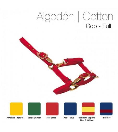 Cabezada Cuadra Algodon 4102W6E50B