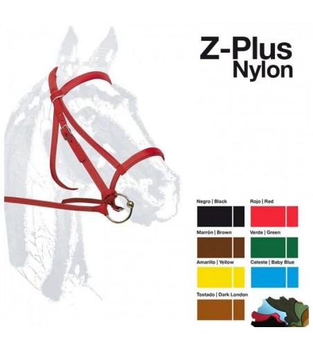 Cabezada de Montar Z-Plus/Nylon