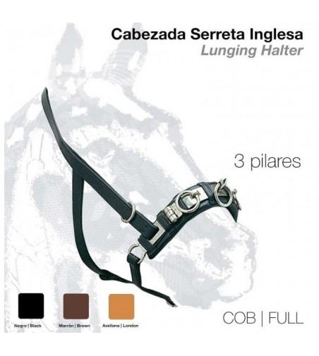 Cabezada Dar Cuerda con Serreta 101