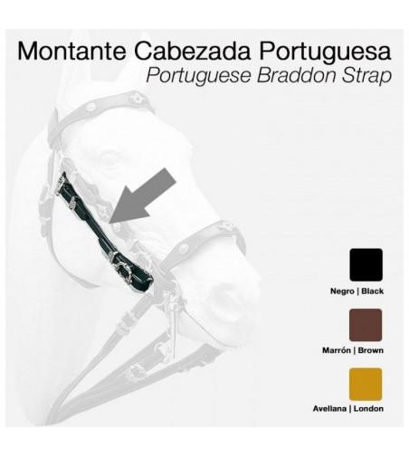 Montante para Cabezada Portuguesa Castecus
