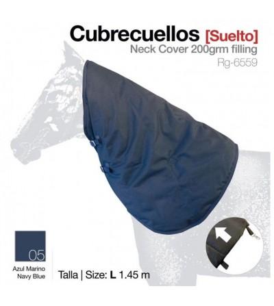 Manta Cubrecuello Suelto RG-6559 Azul