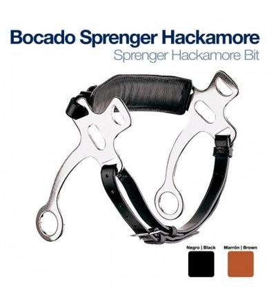 Bocado Hs-Sprenger Hackamore Inoxidable