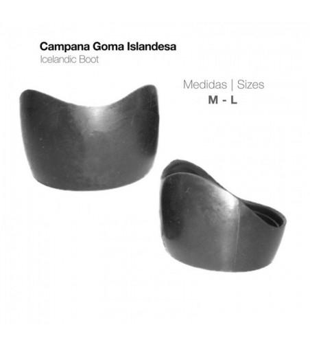 Campana de Goma Islandesa
