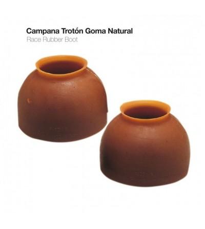 Campana Trotón Goma Natural