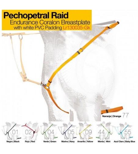 Pechopetral para Raid de Biothane