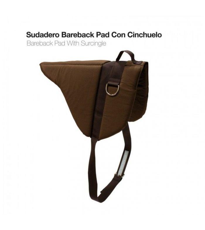 Sudadero Bareback-Pad 1514 Marron