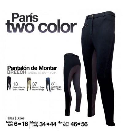 Pantalón Paris Two Color Hombre