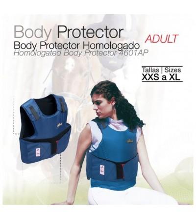 Protector Body-Protector Zaldi para Adulto