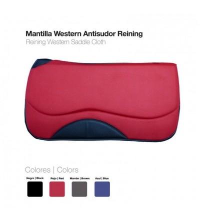 Mantilla Western Antisudor-Reining 5001