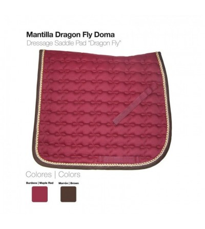 Mantilla Dragon Fly