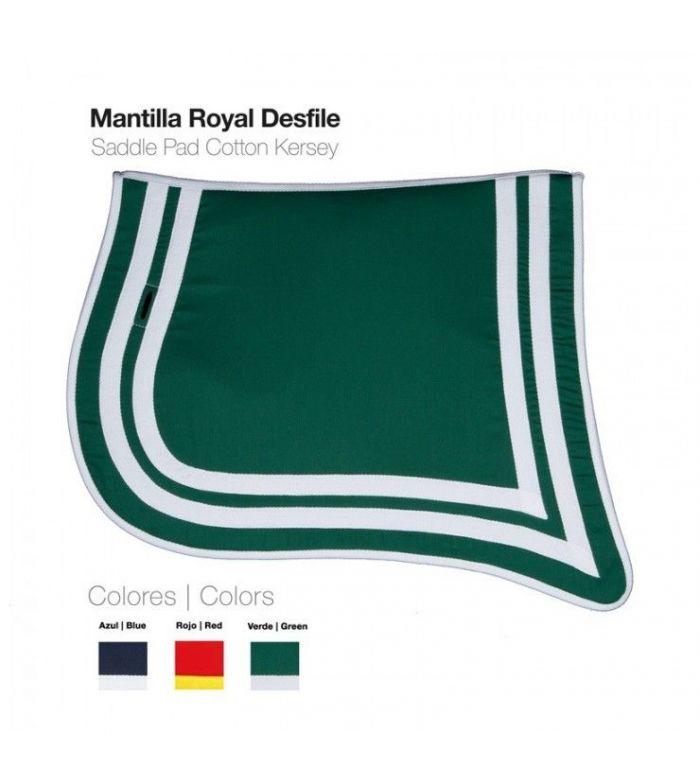 Mantilla Royal Desfile 50001