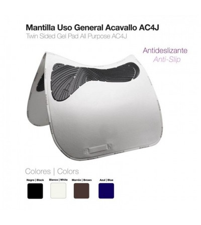 Mantilla Uso General Acavallo® Antideslizante