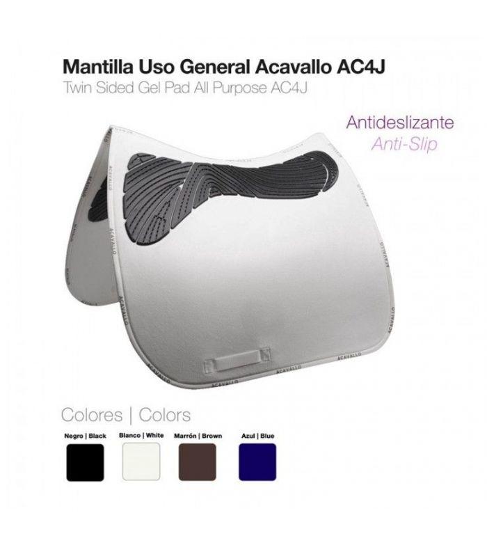 Mantilla Uso General Acavallo Antideslizante