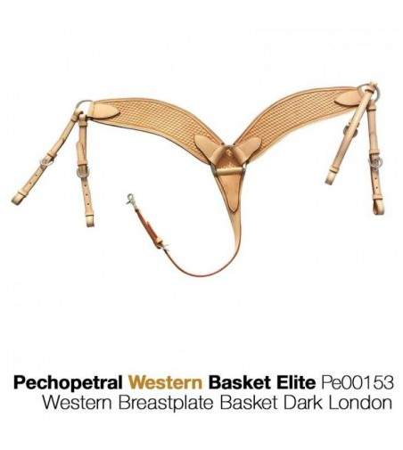 Pechopetral Western Basket Élite