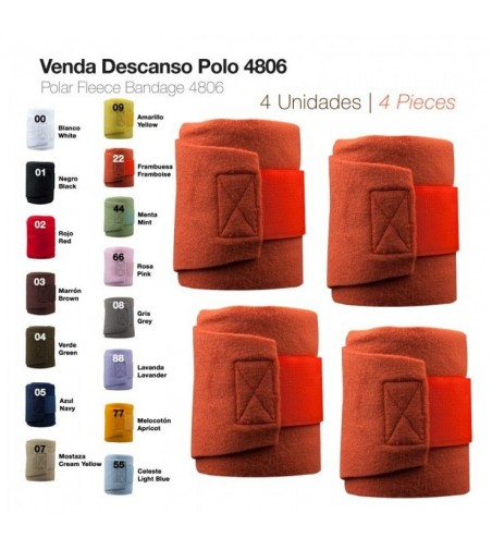 Venda de Descanso-Polo Polar