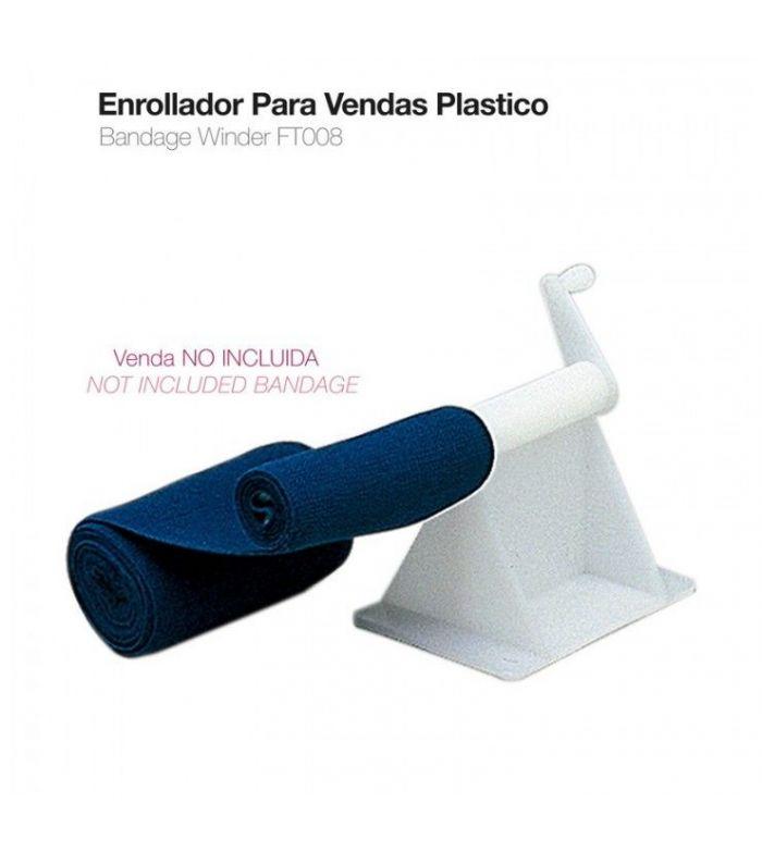 Enrollador de Plástico para Vendas Ft008