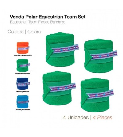 Venda Polar Equestrian Team