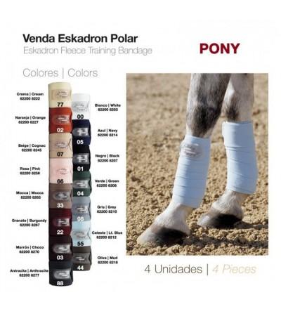 Venda Eskadron Polar para Pony (4 Uds)