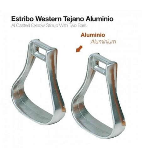 Estribo Western Aluminio 22124-46