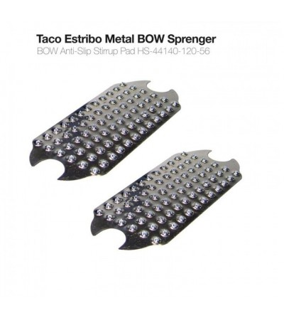 Taco Estribo Antideslizante Bow Hs-44140 (Par)