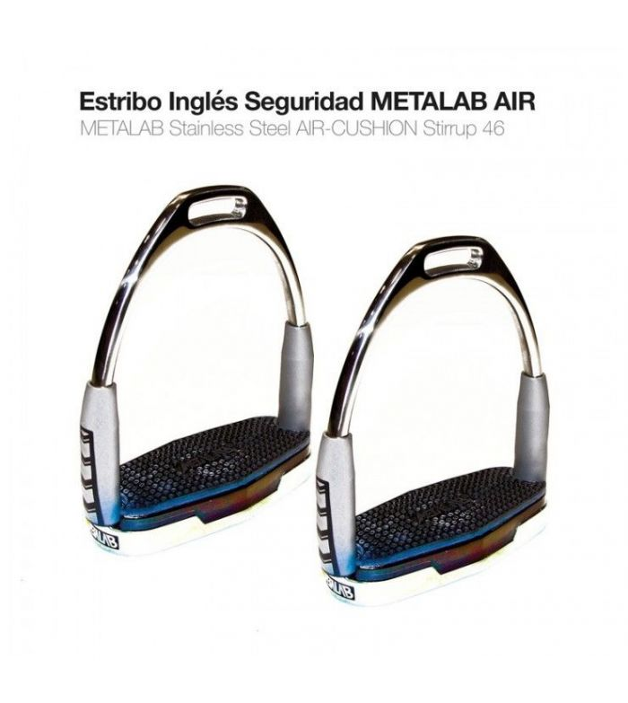 Estribo Inglés Metalab Air