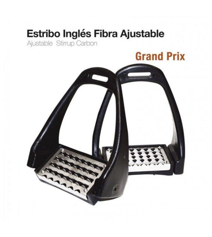 Estribo Ingles Grand-Prix Ajustable