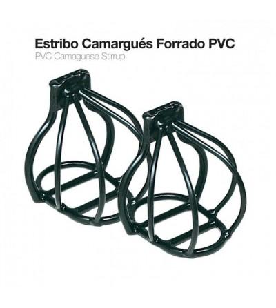 Estribo Camargués Forrado de Pvc