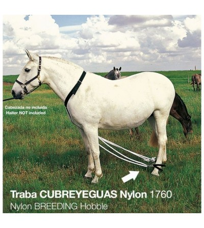 Traba Cubreyeguas de Nylon 1760