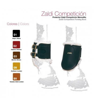 Protector Zaldi Competición Menudillo