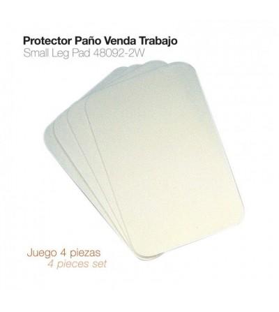 Protector-Paño Bajo Vendas Trabajo Juego 4