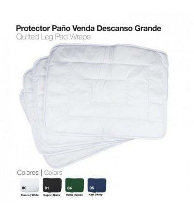 Protector Paño-Bajo Venda Acolchado Descanso/Trabajo