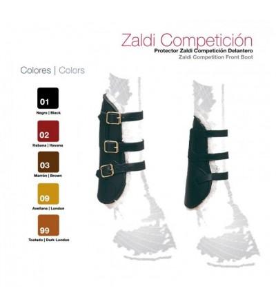 Protector Zaldi Competición Delantero