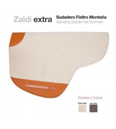 Sudadero Zaldi Extra Fieltro Montaña