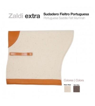 Sudadero Zaldi Extra Fieltro Portugués