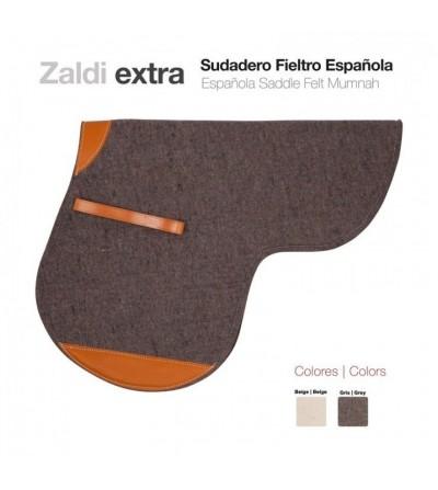 Sudadero Zaldi Extra Fieltro Española