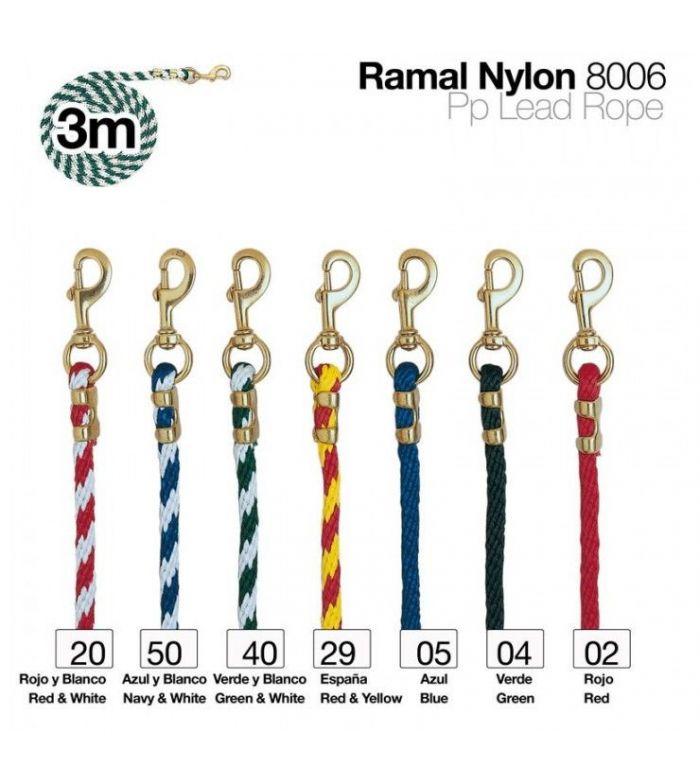 Ramal de Nylon Redondo 3 m