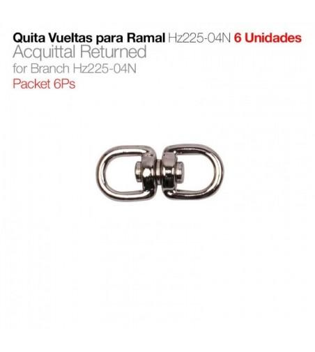 Quita-Vueltas para Ramal Hz225-04N (6 Uds)