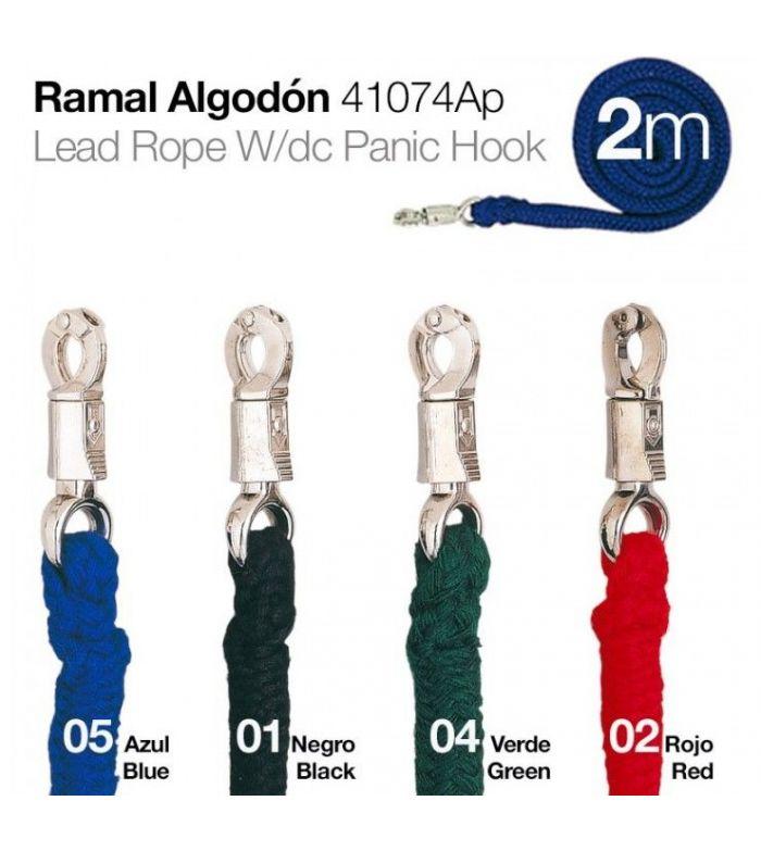 Ramal de Algodón 41074Ap 2 m
