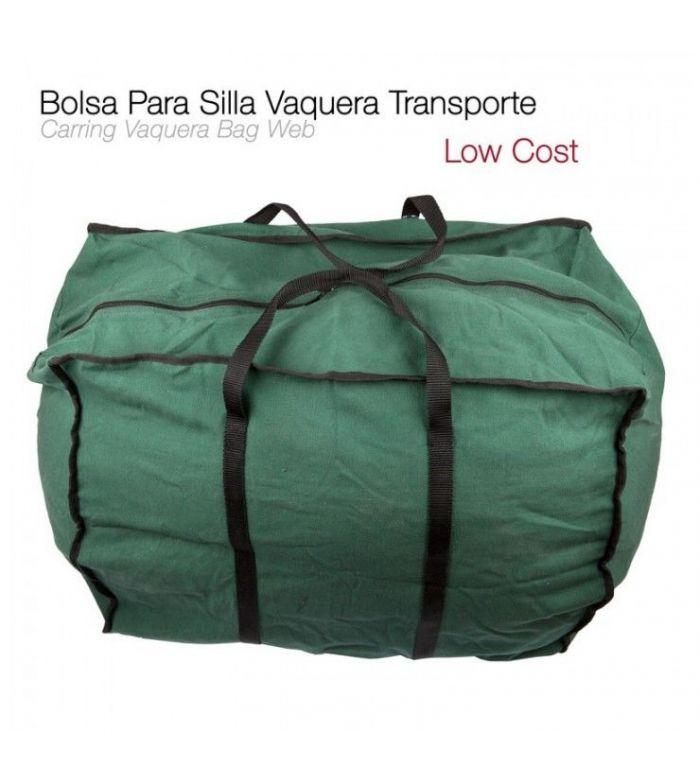 Bolsa de Transporte Silla Vaquera Verde