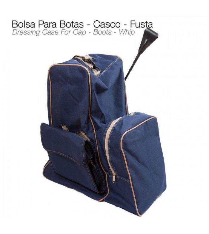 Bolsa Multiusos para el Jinete 3703 Azul