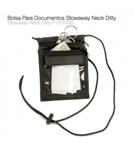Bolsa Porta-Documentos Stowaway Neck Ditty