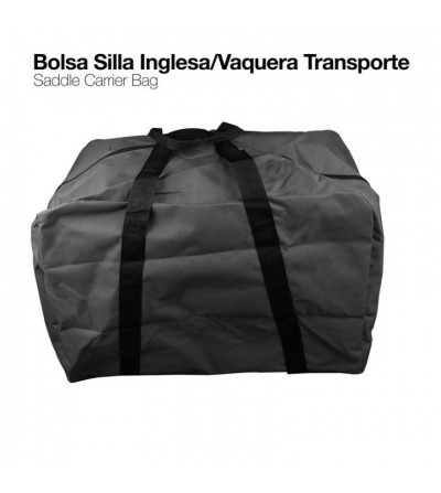 Bolsa de Transporte para Silla Inglesa&Vaquera