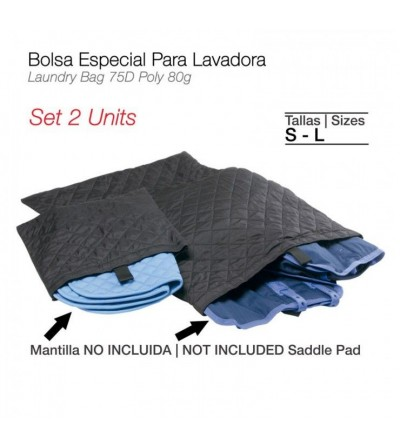Bolsa Especial para Lavadora (Juego 2Uds)