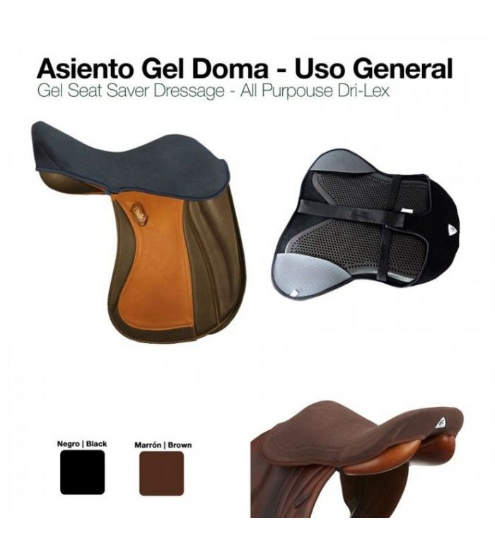 Asiento Gel Seat Saver Doma/U-General