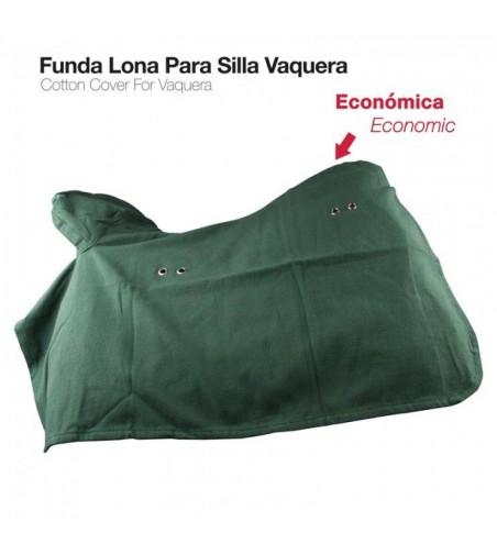 Funda de Lona Silla Vaquera Económica Verde