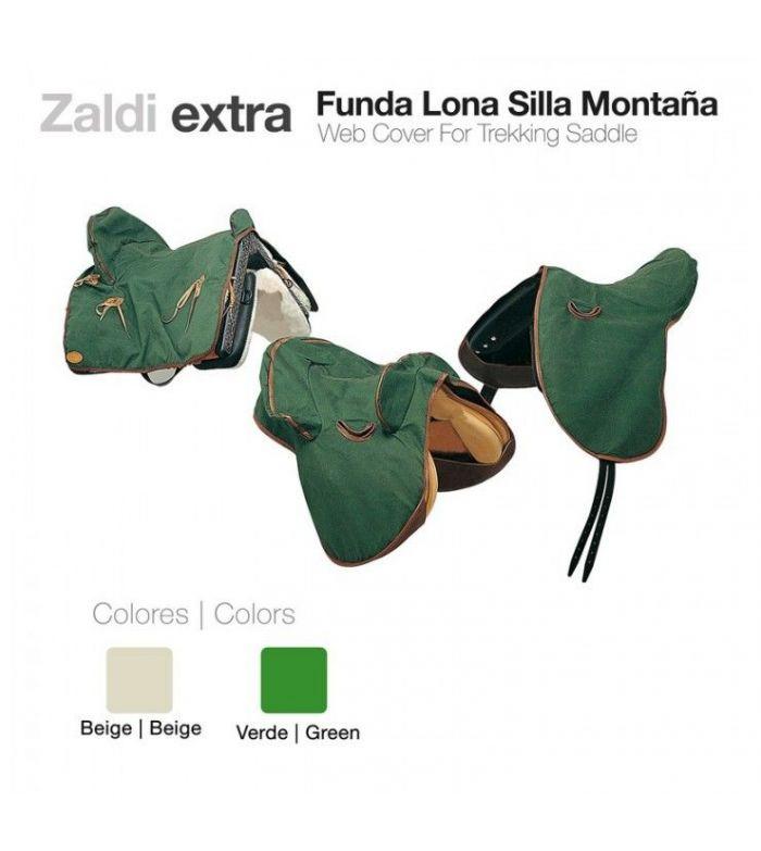 Funda de Lona Zaldi-Extra Silla Montaña
